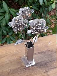 metal roses these metal s roses will never wither and die