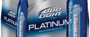 Bud Light Aluminum Bottle Light Platinum Launches New Reclosable Aluminum Bottle In Las Vegas