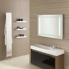 Shop Bathroom Mirrors by Bathroom Cabinets Lighted Bathroom Wall Decorative Bathroom Wall