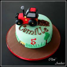Anniversaire Tracteur by Gateau Tracteur Campagne Cake Design Gateaux Pinterest Cake
