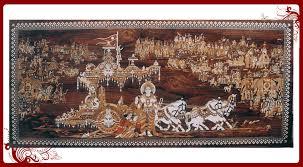 the cultural heritage of india rosewood wall panels of karnataka