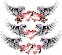 heart tattoo design stock vector art 149710340 istock