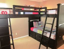 toddler loft bed with crib underneath comfortable loft bed with