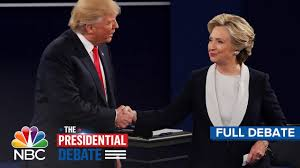 where does trump live the second presidential debate hillary clinton and donald trump