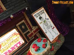 department 56 halloween village review u2013 department 56 halloween party house u2013 spookyvillages com