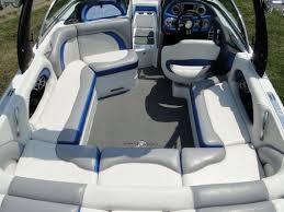 Boat Interior Refurbishment Grey And Black And White Ski Boat Interiors Google Search Boat