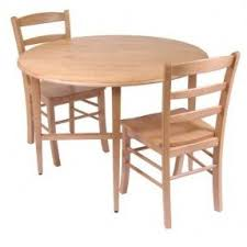 Small Drop Leaf Table With 2 Chairs Dinette Sets For Small Kitchen Spaces Foter