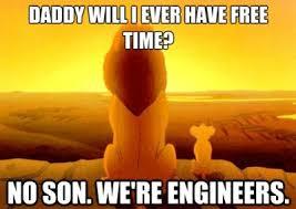 Mechanical Engineer Meme - college student mechanical engineer survial typical engineering