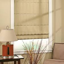 Roman Shade Create A Peaceful Ambient With Roman Shades Interior Design