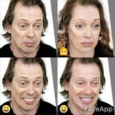 Meme Face App - steve buscemi faceapp know your meme