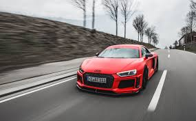Audi R8 Upgrades - abt audi r8 looks stunning as spyder goes from 540 to 610 hp