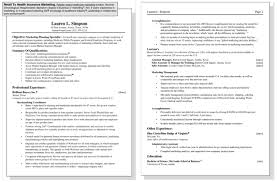 Resume For A Marketing Job by How To Target A Resume For A Specific Job Dummies