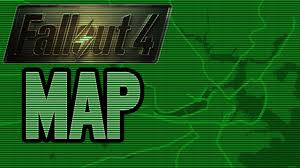Fallout 4 Map by Fallout 4 Map Revealed Fallout 4 Pip Boy App Youtube