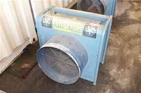 systmaire portable ventilator fan auction 0024 9004715