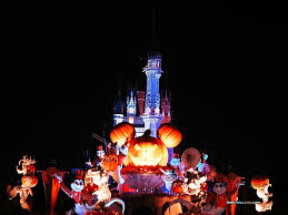 halloween desktop wallpaper disney halloween backgrounds wallpapersafari