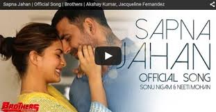download mp3 from brothers sapna jahan song lyrics mp3 video download brothers 2015 songs