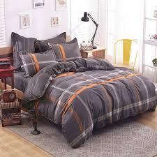 Duvet Without Cover Bedroom Sets 100 Polyester 4pcs Duvet Cover Sheet Bed Linen