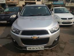 chevrolet captiva 2014 used chevrolet captiva