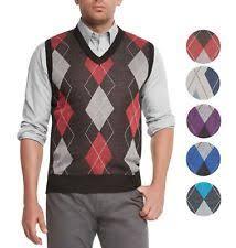sweater vests mens s vest sweaters ebay