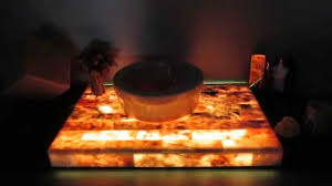 Onyx Countertop Onyx Led Illuminated With Glowing In The Dark Effects Countertop