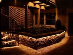 low voltage strip lighting outdoor outdoor led lighting strips for backyard or patio outdoor lighting