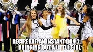 Drum Corps Memes - box 5 imgflip