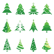 tree logos vector vector graphics