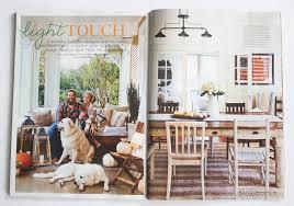 cottage style magazine erin ben s cottage featured in flea market style lucky luxe