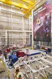 nasa u0027s apollo era test chamber now james webb space telescope