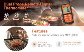 amazon black friday cloud storage at facilities amazon com thermopro tp08 wireless remote digital cooking meat
