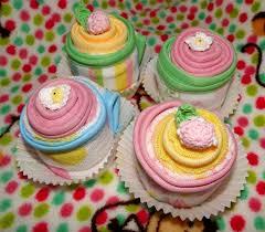 how to make a washcloth cupcake popsugar moms