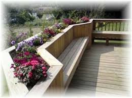 Hanging Planter Boxes by Best 25 Deck Railing Planters Ideas Only On Pinterest Railing