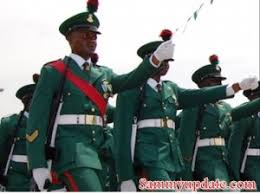 nigerian army online application apply here recruitment army mil