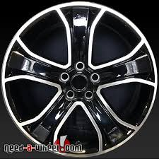 wheels range rover 20 range rover sport wheels oem 2010 2013 gloss black rims 72221