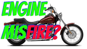 harley softail misfire engine runs but misses youtube