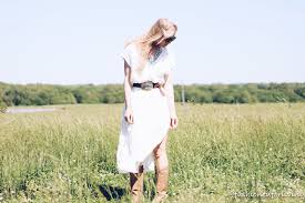 fashioned for living maxi dress and cowgirl boots
