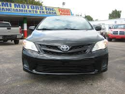 toyota inc toyota corolla le only 1500 down payment hami motors inc