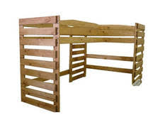 Bunk Bed With Desk For Adults Loft Beds The Bunk U0026 Loft Factory