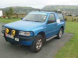 opel frontera 1995 manxhornet 1998 vauxhall frontera specs photos modification info