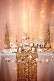 Pinterest Christmas Party Decorations Best 25 Christmas Dessert Tables Ideas On Pinterest Christmas