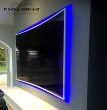 tv install north east