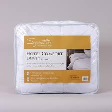 Tog In Duvet Hotel Comfort 10 5 Tog Duvet Harry Corry Limited