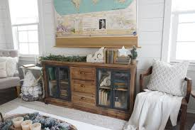 cottage livingroom cozy cottage winter living room mrs rollman blog