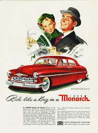 car ads directory index ford of canada ads cars 1940s