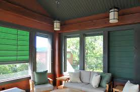 lighting ideas for your screen porch weather queen shades
