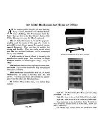 Steel Barrister Bookcase Original And Fully Functional Pressed And Folded