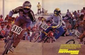 motocross action when are you going to get a real bike bicycle motocross action