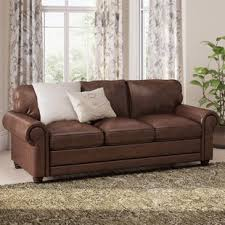 Leather Sofas Covers Sofa Covers For Leather Wayfair