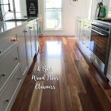 best wood floor cleaners