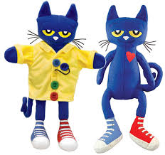 pete the cat and his four groovy buttons book corner